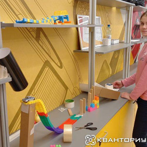 Машину Голберга создают учащиеся технопарка «Кванториум-28» в Свободном