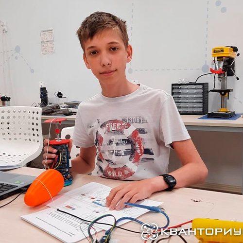 Амурские кванторианцы отправятся во Владимир на финал 10 всероссийского чемпионата «Воздушно-Инженерной школы»
