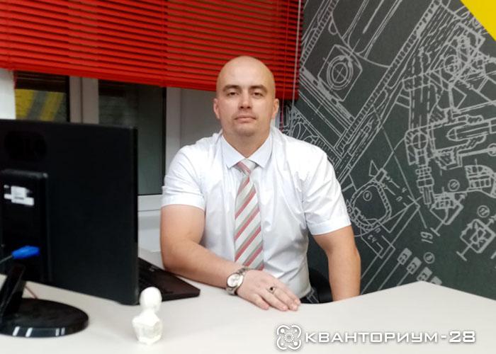 Наставник «Кванториум-28» отправился на образовательную программу для победителей «Больших перемен» в Крыму
