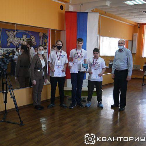 Учащийся «Кванториум-28» занял первое место на Всероссийской научно-технической олимпиаде по судомоделированию в ДФО
