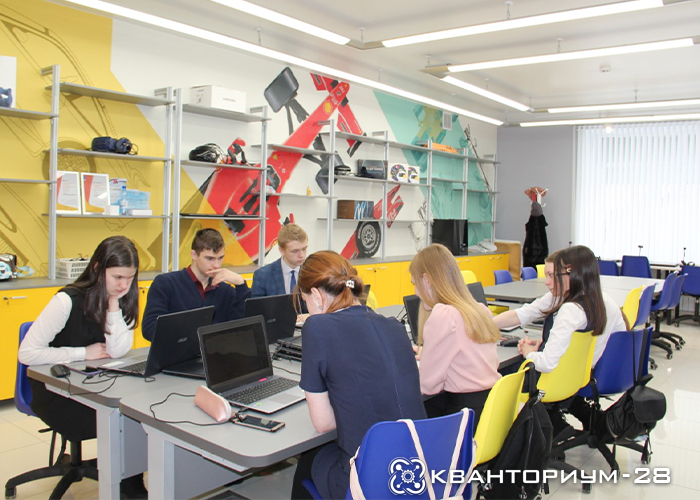 Амурские кванторианцы стали победителями III Всероссийского конкурса по экологии «Экология планеты»