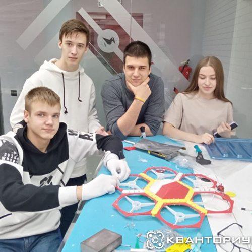 Амурские кванторианцы стали победителями отдельной номинации Всероссийского конкурса инновационных технологических проектов