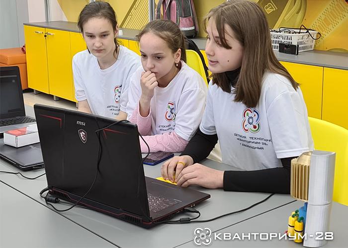 Кванторианцы из Свободного взяли золото и серебро на всероссийском конкурсе «Транспорт будущего»
