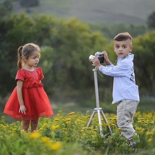 «Кванториум-28» приглашает амурских школьников принять участие в фотоконкурсе ко Дню защиты детей