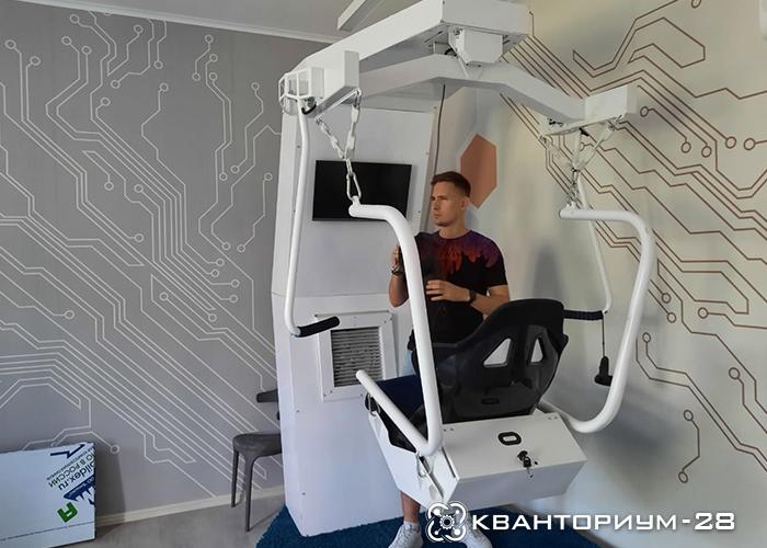 В «Кванториум-28» появится «Виртуальная лаборатория»
