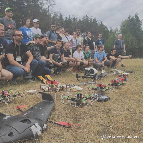 Наставники «Кванториум-28» закончили обучение на курсах повышения квалификации по направлению «Аэро»