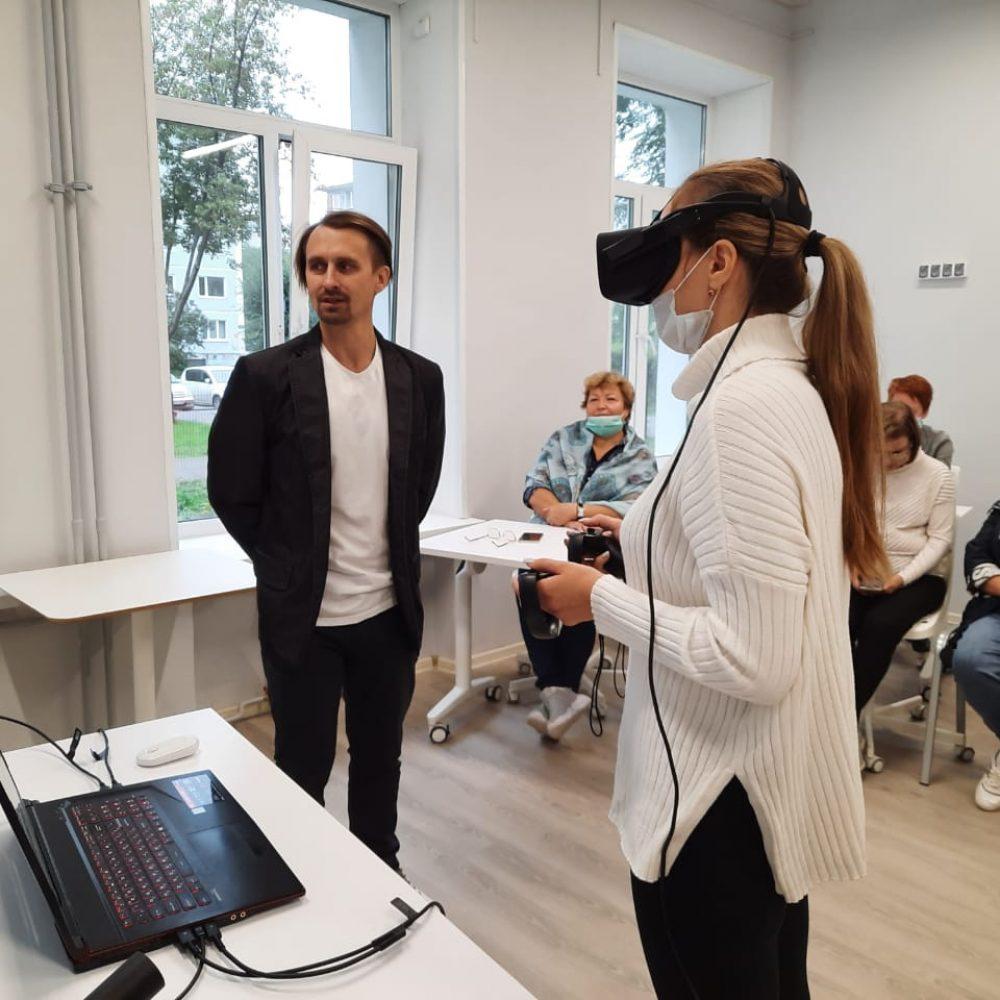 «Кванториум-28» погрузил воспитателей амурских детских садов в виртуальное пространство